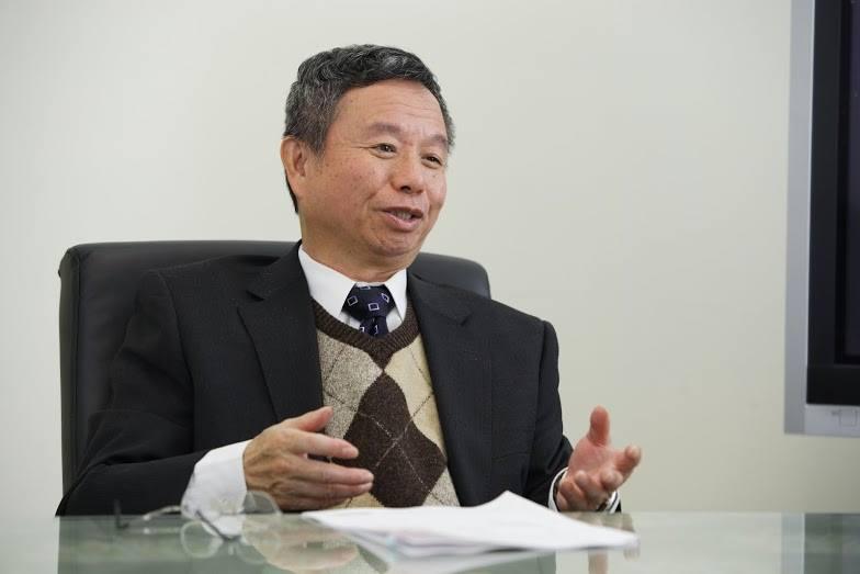 前衛生署署長楊志良先生。相片提供:楊志良先生