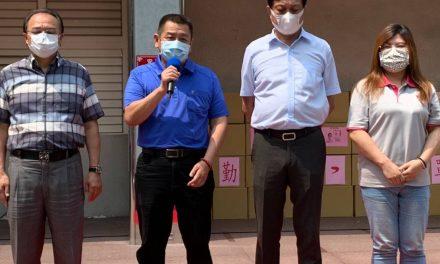 [抗疫]金興發生活百貨與你一同守護鄰里,一起為醫護人員加油