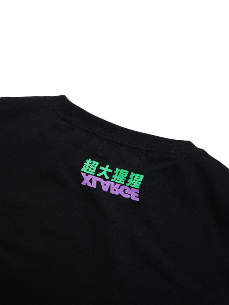 有中文字的XLARGE就是獨特,令人想要立刻把二款臺灣限定款收藏