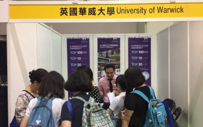 高中生國外升學好機會—國際大學預科 IFP