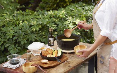 用愛煮健康 好鍋好壺寵媽媽 大古鑄鐵母親節獻禮 暖心「鑄」福享好康