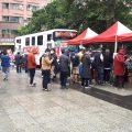 獅子會熱心公益,經常舉辦各種公益活動,圖為獅子會舉辦捐血資料照-台北市陽明山獅子會提供