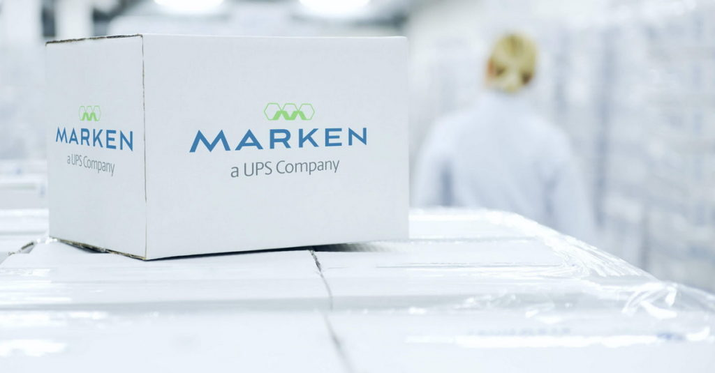 UPS 醫療保健旗下的Marken 麥肯國際物流有限公司,為因應細胞與基因治療需求成長,宣布大幅擴增業務量能