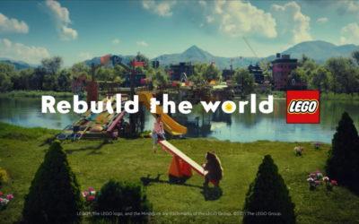 樂高 首度在台溝通全球品牌理念Rebuild the World  從孩子的眼光看世界 透過不斷拼砌與重組 培養創造力與解決能力