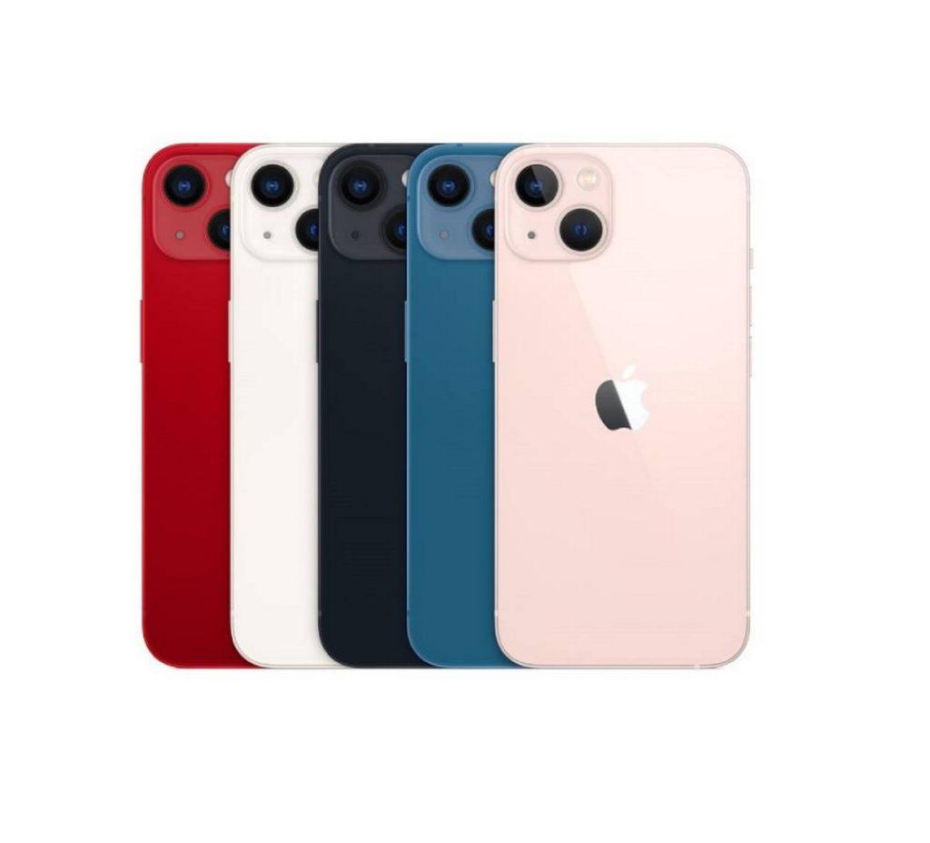 蝦皮購物「10.10品牌週年慶」,iPhone 13 128G,券後優惠價23,900元
