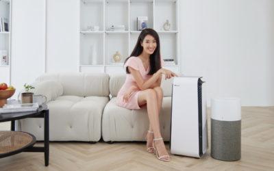 Blueair 7系列空氣清淨機代言人正式曝光!時尚女神隋棠優雅上演十面埋伏守護好空氣